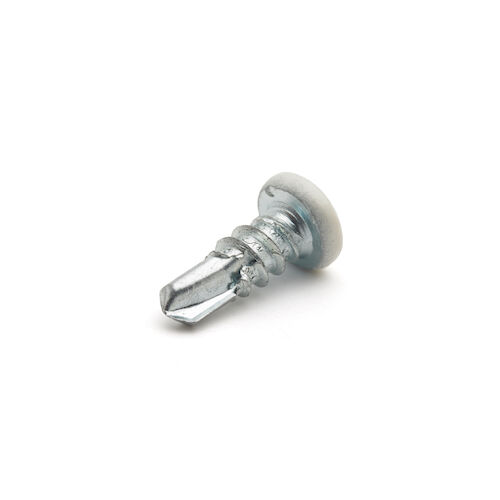 Rivet screw for steel plate max 2 mm